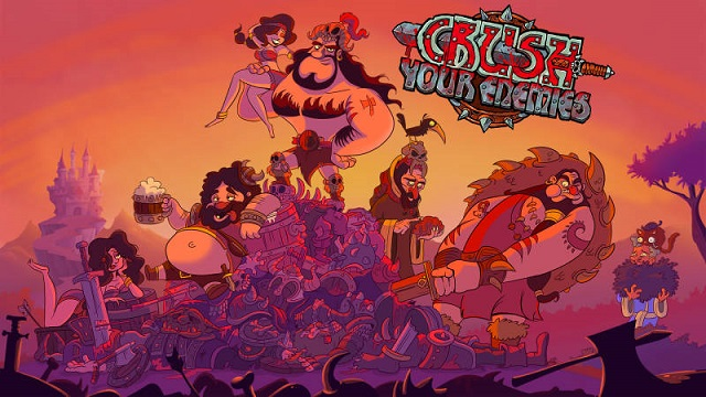 Crush Your Enemies releasing its hordes in June