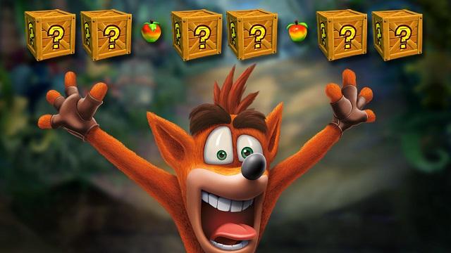 Crash Bandicoot N. Sane Trilogy release date revealed
