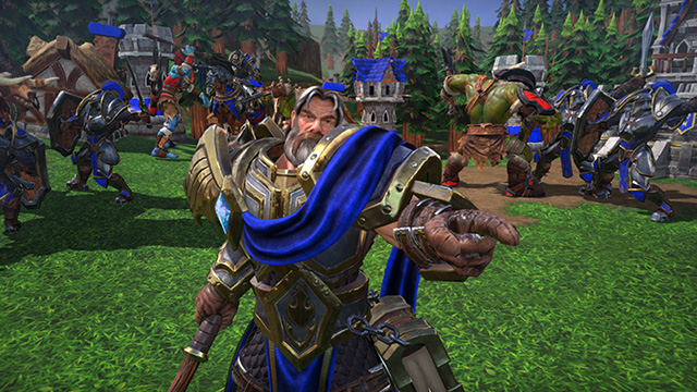 Warcraft III: Reforged multiplayer beta set to launch