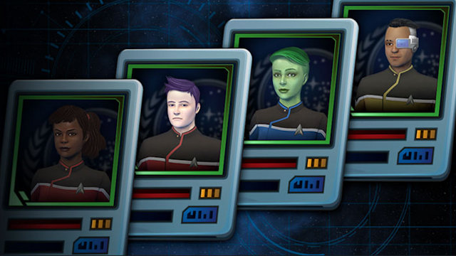 Star Trek Online visits the Lower Decks