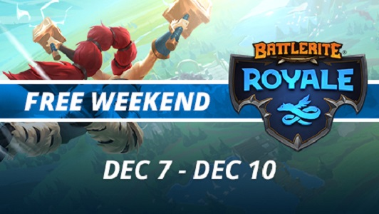 Play Battlerite Royale for free this weekend