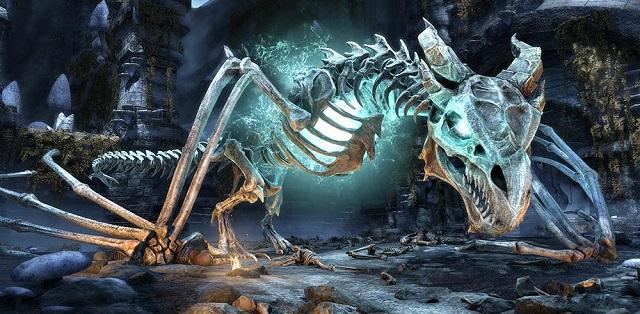 ESO rolling Dragon Bones