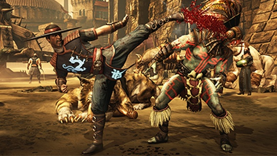 Mortal Kombat going XL on Xbox One and PS4