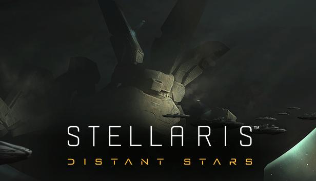 Stellaris arrives at Distant Stars