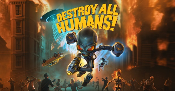Destroy All Humans returning to Earth