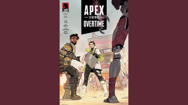 Apex Legends inspires new Dark Horse comic series