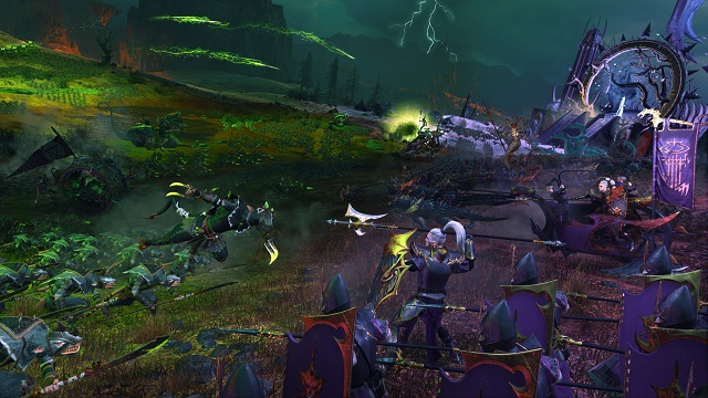 The Shadow & The Blade coming to Total War: Warhammer II