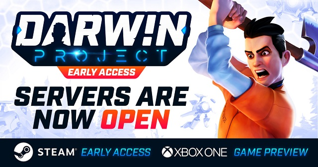 Darwin Project turns on the servers