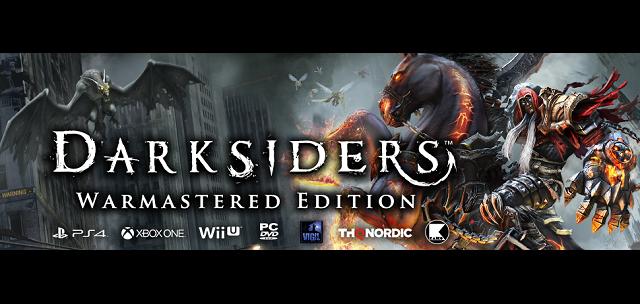 Darksiders Warmastered Edition gets Wii U release date