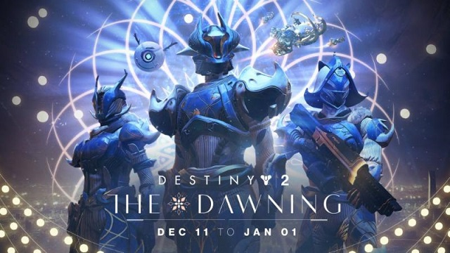 The Dawning returns to Destiny 2
