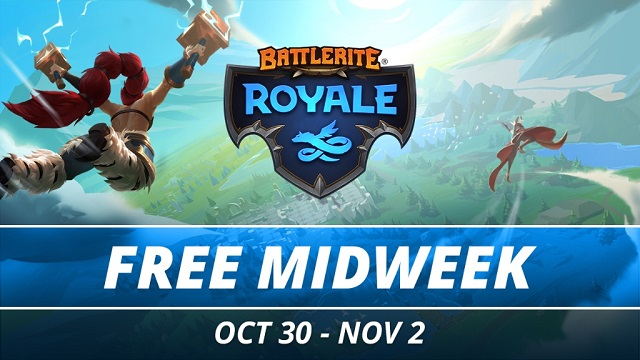 Battlerite Royale will be free to play this week