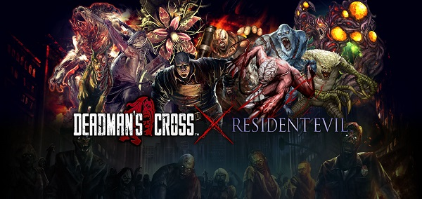Resident Evil crosses over with Deadman's Cross
