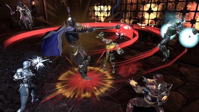 DC Universe Online unleashes more Amazon Fury