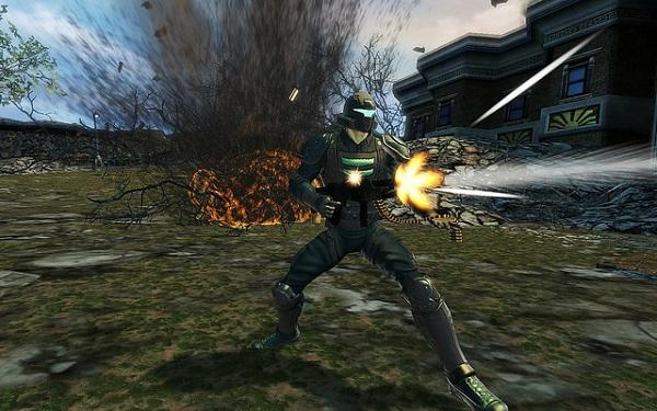 DC Universe Online passes the ammunition