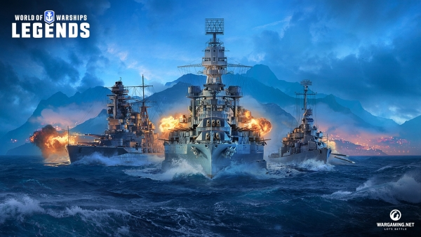 World of Warships setting sail for consoles