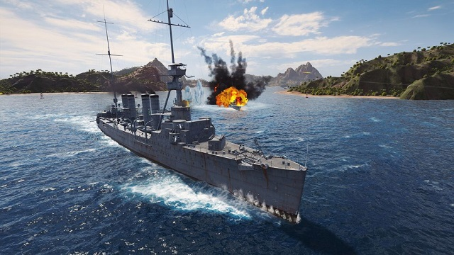World of Warships: Legends sailing into early access