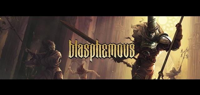 Blasphemous unleashed
