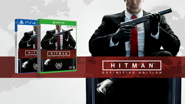 Hitman: Definitive Edition coming in May