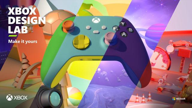 Xbox reopens Design Lab