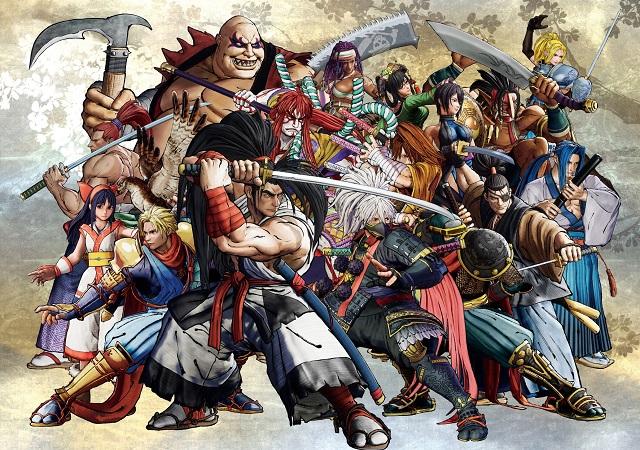 Samurai Shodown hits Xbox and PS4