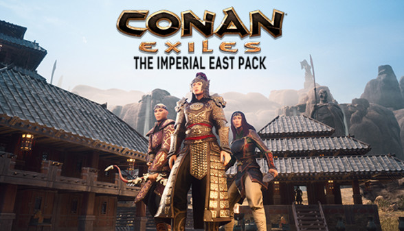 Conan Exiles travels to The Imperial East