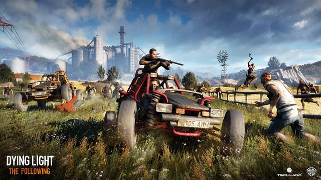Dying Light: The Following races into release