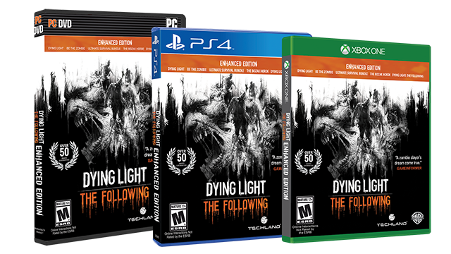 Dying Light: The Following release date set