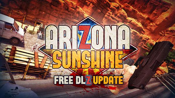 Arizona Sunshine releasing free DLC news image