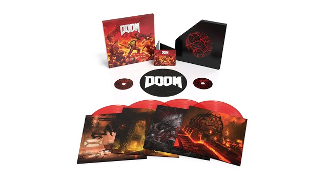 DOOM soundtrack to get a physical release