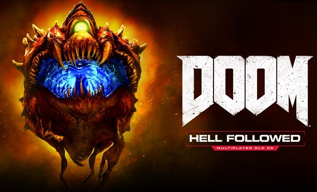 DOOM is following hell
