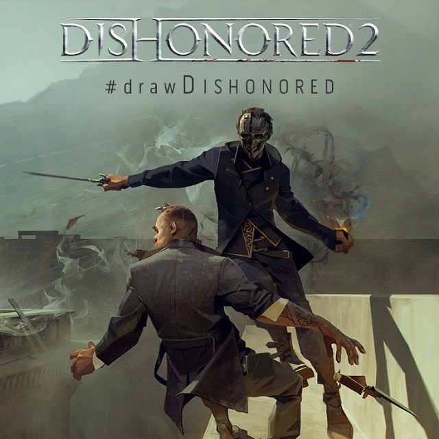 The Art of Dishonored 2 and fan art contest announced