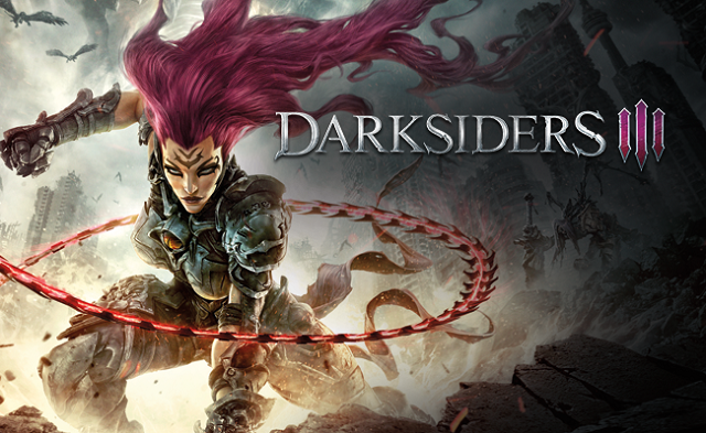 Darksiders III revealed