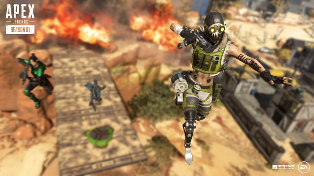 Apex Legends heads for the Wild Frontier