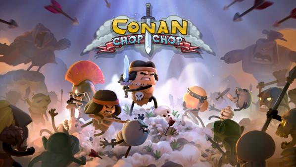 Conan Chop Chop is no joke