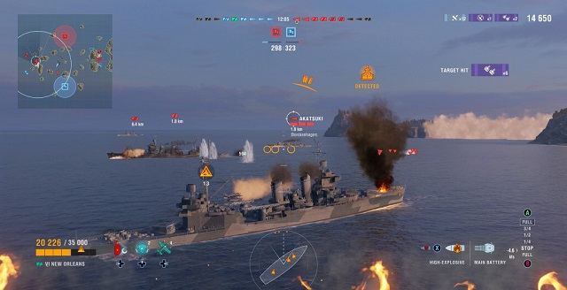 World of Warships: Legends taking closed beta registrations