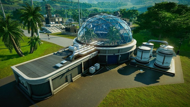 Jurassic World Evolution opening Claire's Sanctuary soon