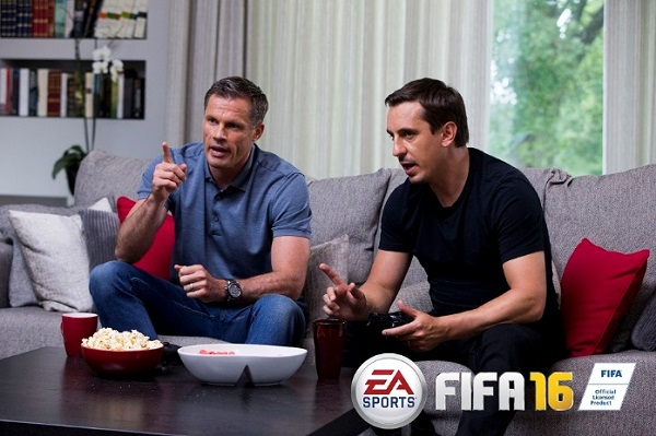 FIFA 16 introduces FUT Draft to franchise