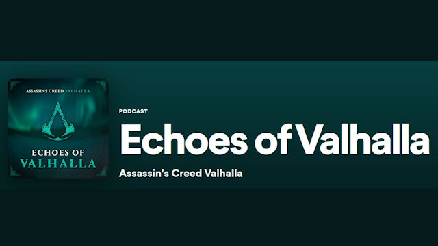 Assassin's Creed Valhalla podcast series debuts
