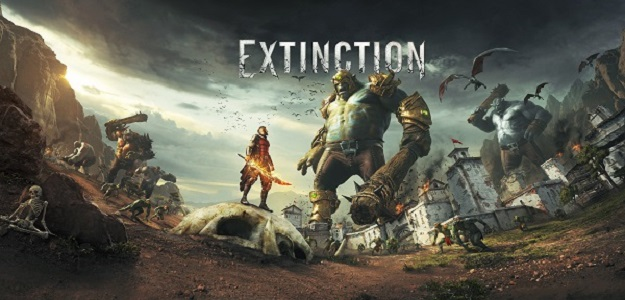 Extinction unleashed onto PC and consoles