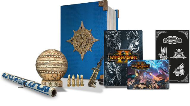 Total War: Warhammer II release date set, Deluxe Serpent God Edition revealed