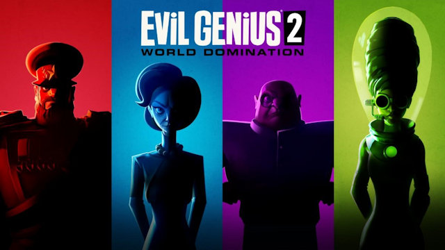 Evil Genius 2 gameplay revealed