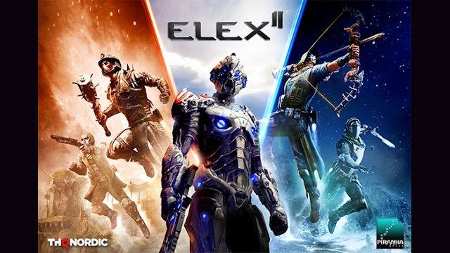ELEX II announced