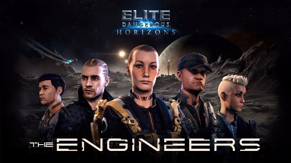 The Engineers come to Elite Dangerous: Horizons