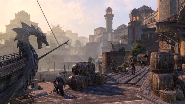 The Elder Scrolls Online getting enhanced for next-gen