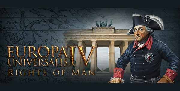 Europa Universalis IV advancing the Rights of Man