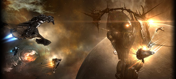 EVE Online launches Hyperion
