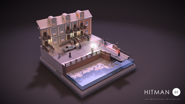 Hitman GO going to PC and PlayStation