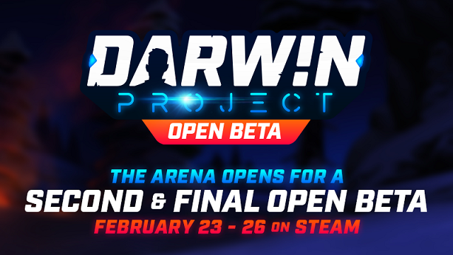Darwin Project hosting next open beta