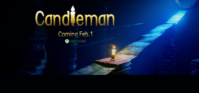 Candleman lighting up Xbox in February