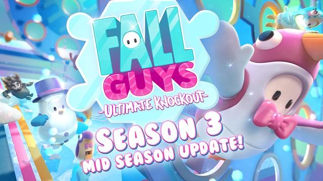 Fall Guys releases midseason update for Season 3